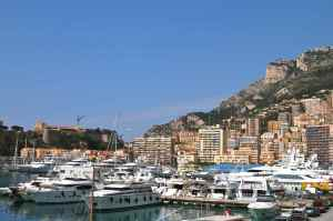 Monte Carlo in neighbouring Monaco