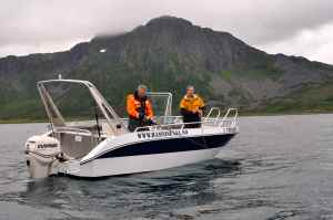 The self-drive boats are the best I have seen anywhere in Norway