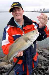 A cod for Steve