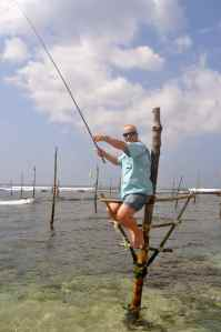 YES, THOSE BAMBOO POLES ARE A LOT STRONGER THAN THEY LOOK!