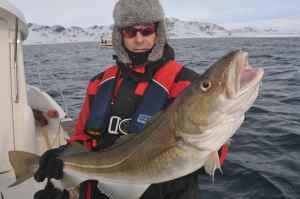 Andy Griffith with a near twenty pounder
