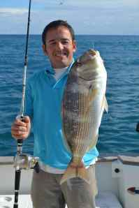 Dentex bream are another speciality off Javea
