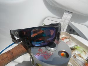 My Costa Del Mar Permit sun glasses: amazing!