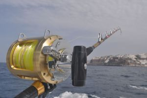 Boats are equipped with quality Shimano Tiagra reels.