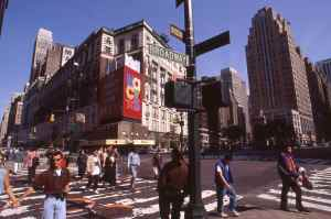 NYC, if you've never been, go! I first visited in 1977 on a ship, and have been back many times sine; I love the place!