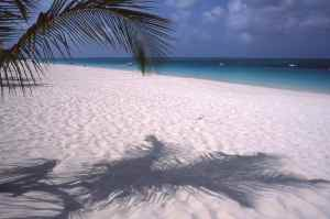 Grace Bay, Providenciales, the sand is as soft as talcum powder